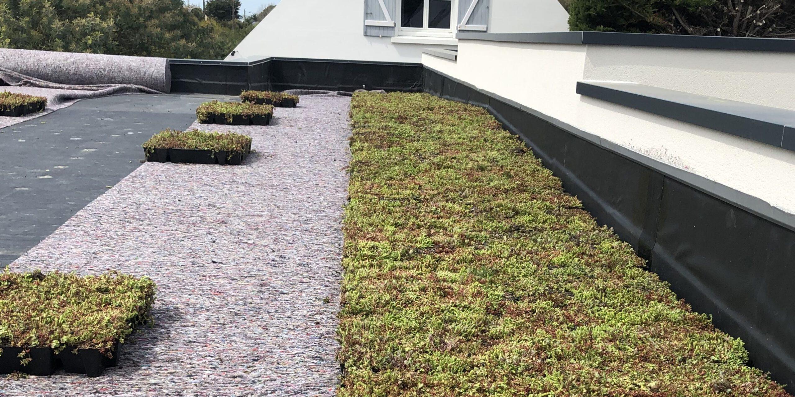 Green Roof Capillary Matting