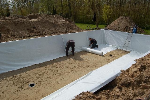 Heno Pool Liner Protection